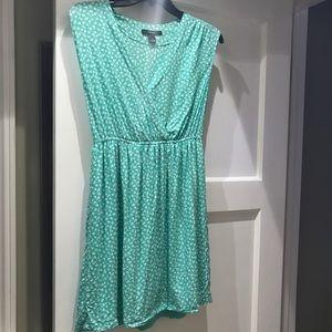 Forever 21 Light Blue Summer Dress in Size Small